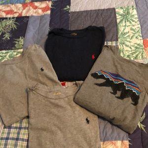 Bundle of 4 t-shirts